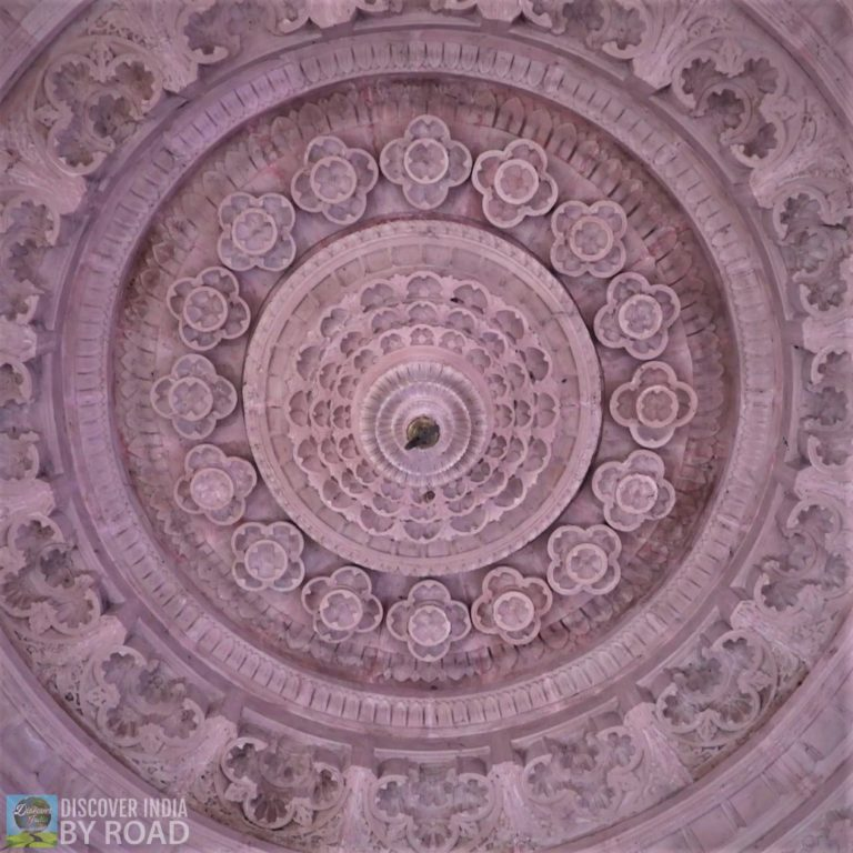 Inner Dome Bhalka Tirth