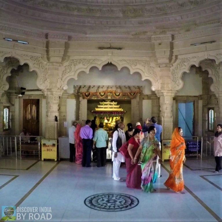 Main Hall Bhalka tirth