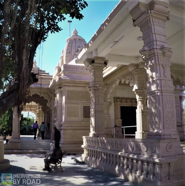 Main Temple Bhalka tirth
