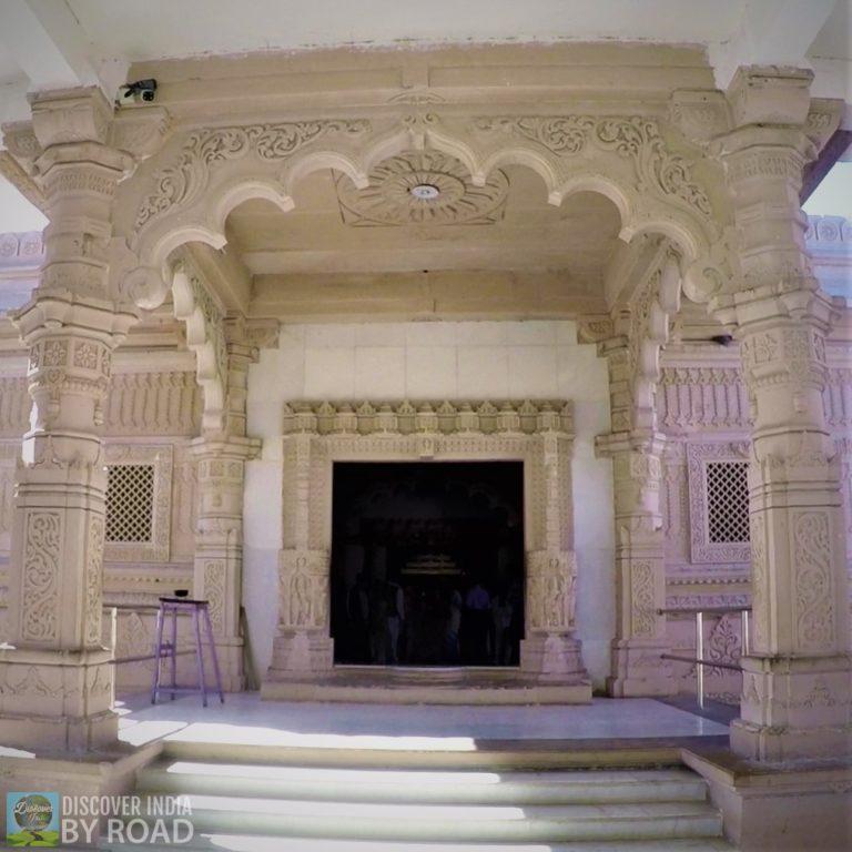 Temple Entrance Bhalka tirth