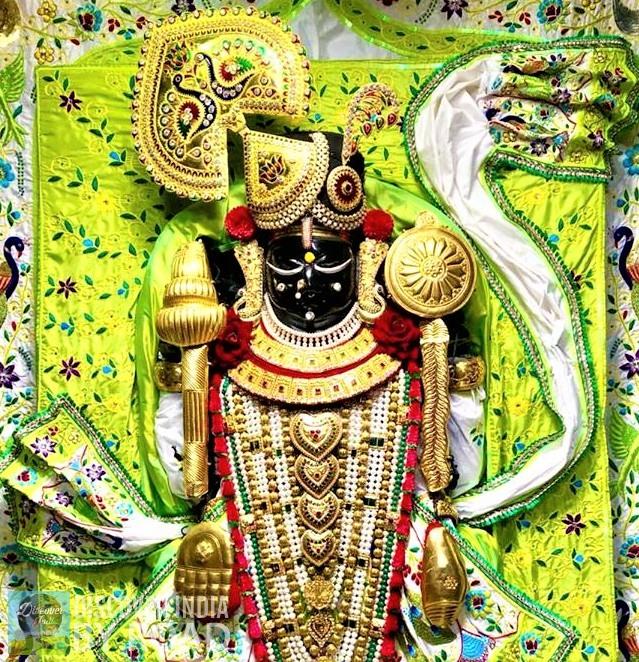 Dwarikadhish ji Darshan