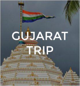 Gujarat trip Post banner