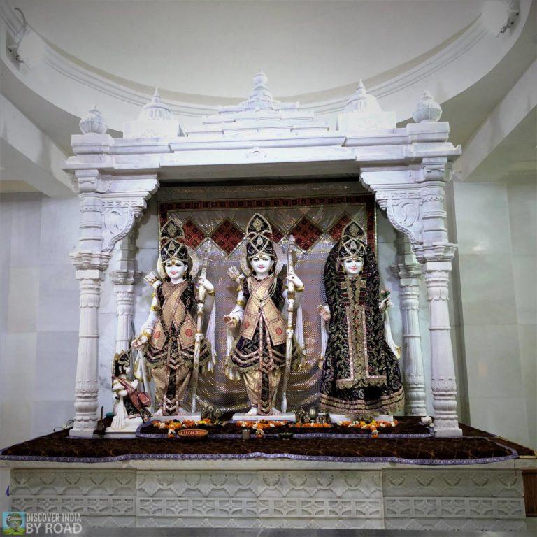 Ram Mandir Idol Somanth
