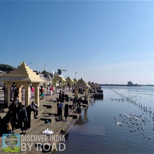 Triveni Ghat Somnath