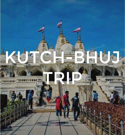 Kutch-Bhuj Trip Banner
