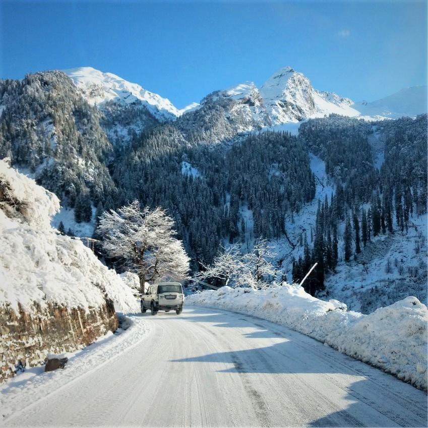 Dhundi During winter