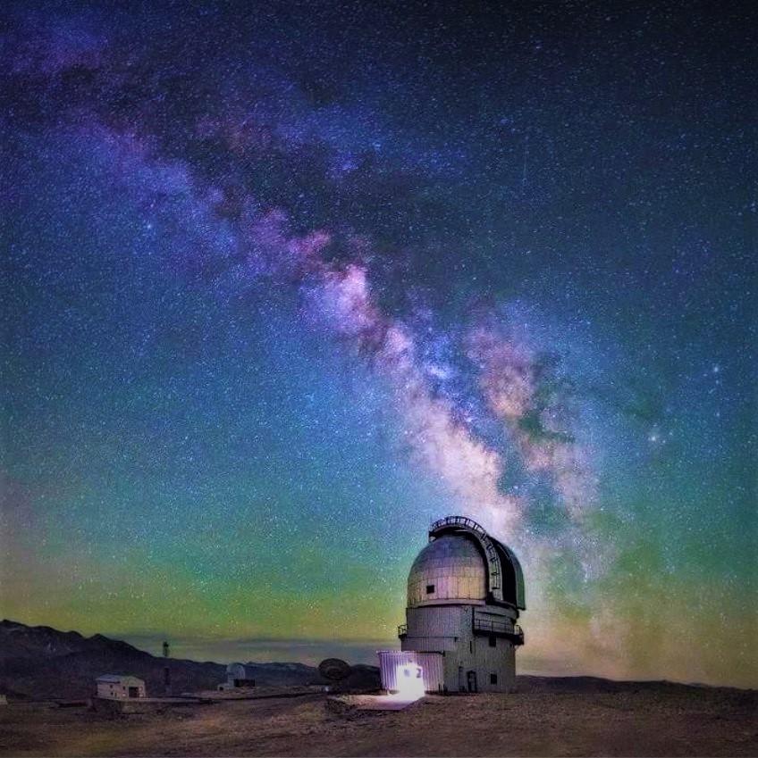 Hanle Observatory
