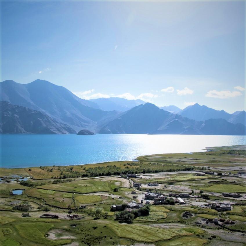 Lake view from Merak