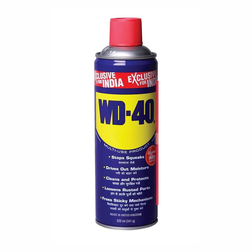 WD-40 Multipurpose spray can